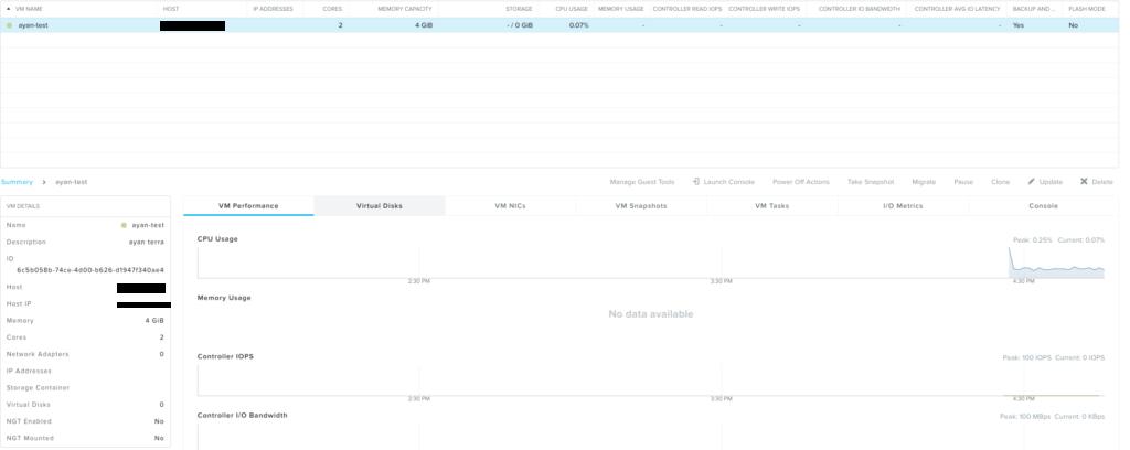 Terraform using Nutanix Provider and V3 APIs – vFanatic